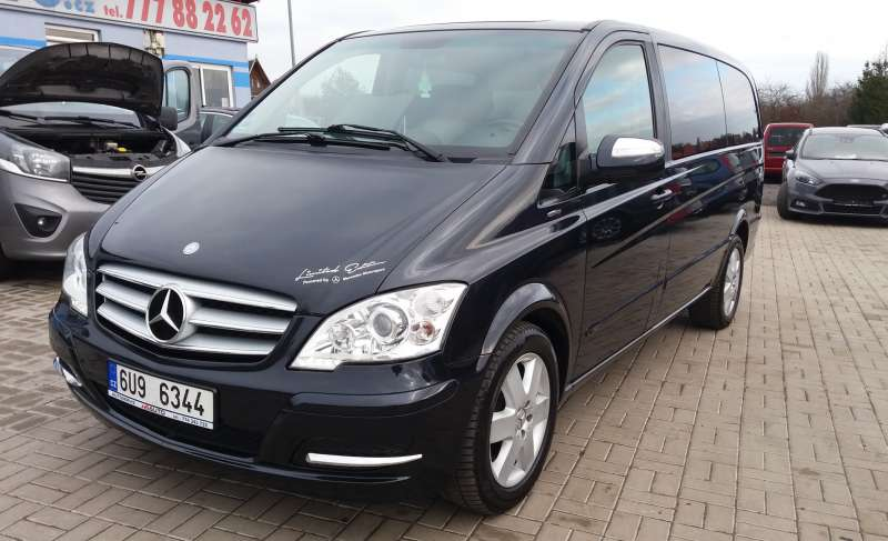 Mercedes Benz Viano 2,2 CDI Facelift Top Stav