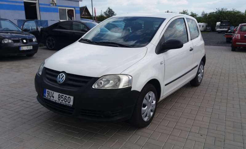 Volkswagen Fox 1,2
