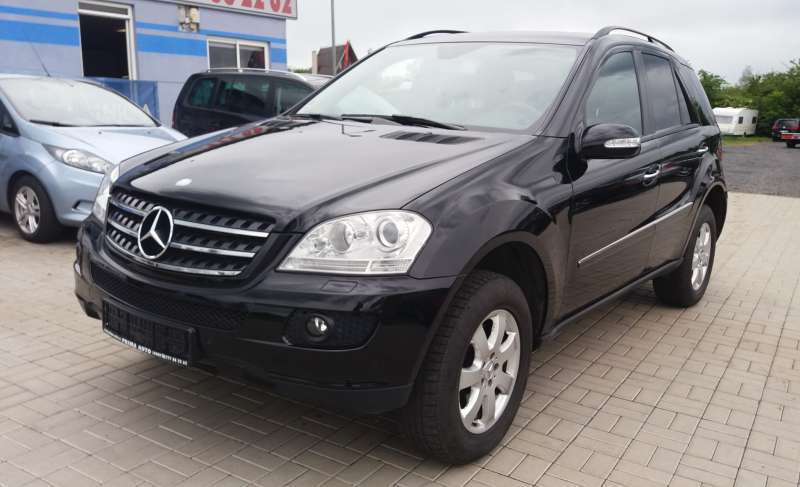Mercedes Benz ML 280 CDI 4Matic bez měchů