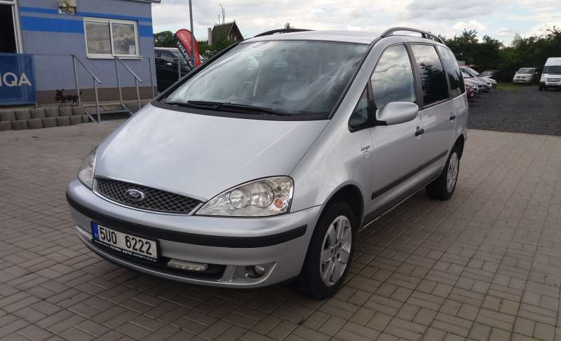 Ford Galaxy 1,9 TDI 96 kW Ghia